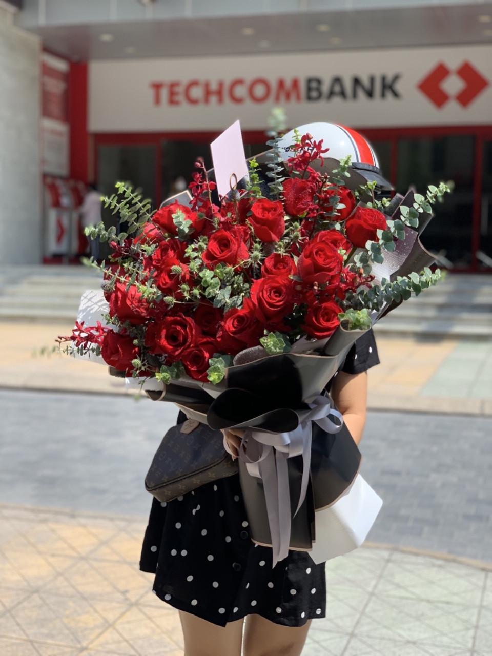 cửa hàng hoa tươi Con Cuông
