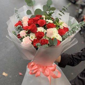 Shop hoa ngã ba Yên Lý