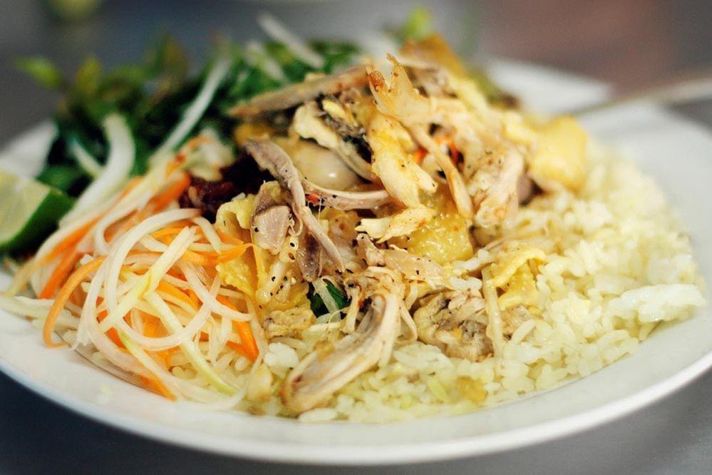 ăn trưa thành phố Vinh