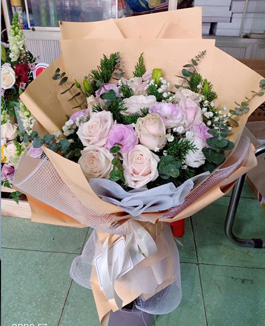 cửa hàng hoa tươi vinh